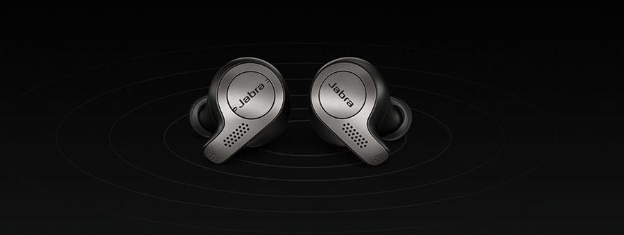 אוזניות ללא חוטים JABRA ELITE/ ACTIVE 65T – דיל מקומי מעולה!