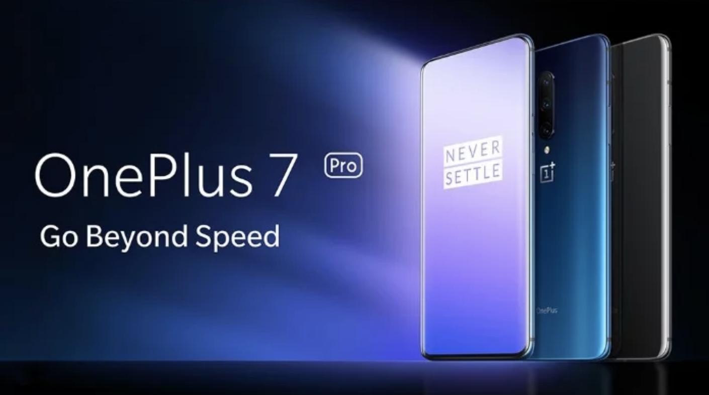 מי ראשון? ברוך הבא OnePlus 7 Pro החדש! עכשיו במחיר הזול בעולם!