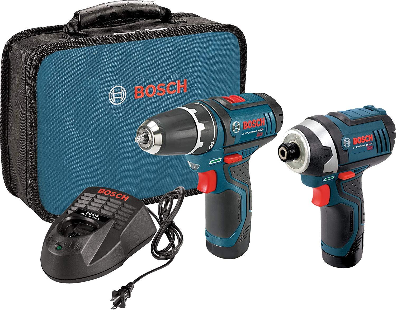 קיט מברגה ומקדחת בוש Bosch CLPK22-120