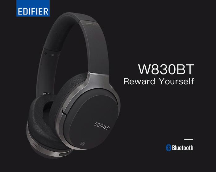 אוזניות אלחוטיות EDIFIER W830BT במחיר מדהים!