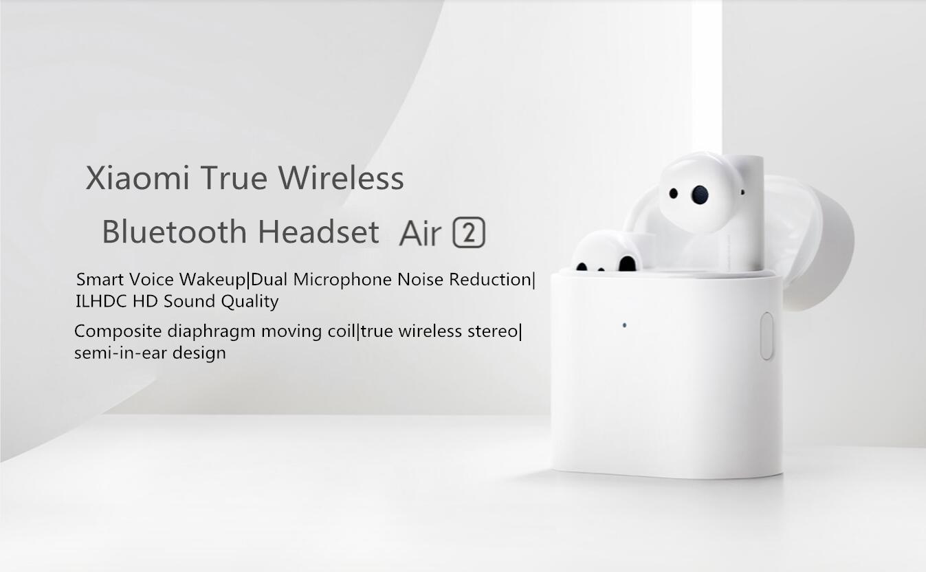 קבלו את הדור החדש של אוזניות הTWS של שיאומי – Xiaomi Air 2!