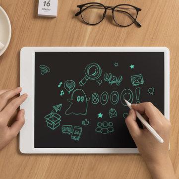 טאבלט ציור וכתיבה מבית Xiaomi מתאים לשרטוטים וציור למתחילים, יכול להתאים גם לילדים