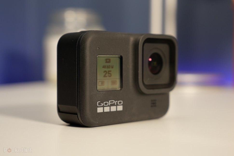 מצלמת האקשן המקצועית GoPro HERO8.