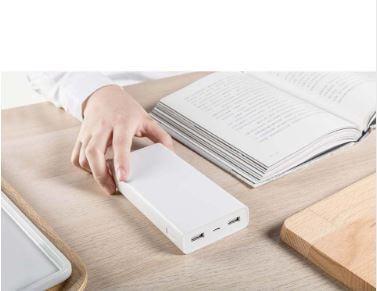 Xiaomi Power Bank 2c – מטען נייד של שיאומי בנפח 20 אלף מילי אמפר!