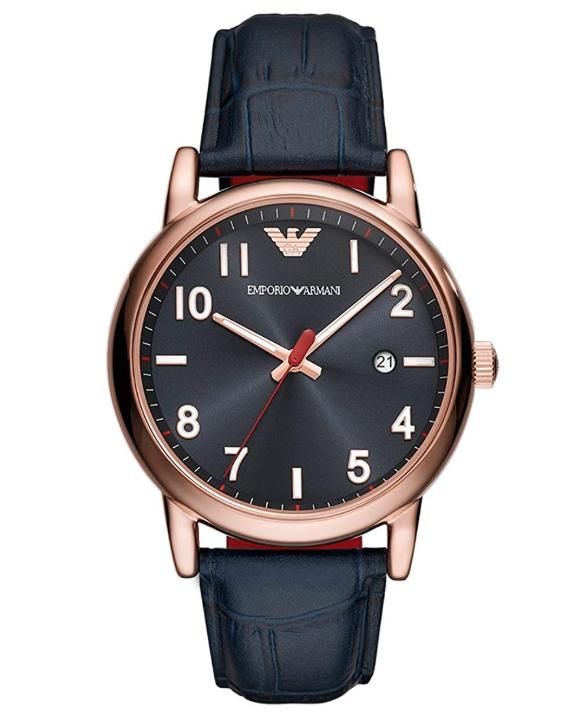 שעון אופנתי מהמם ואיכותי של Emporio Armani מדגם AR11135 במחיר פשוט נהדר!