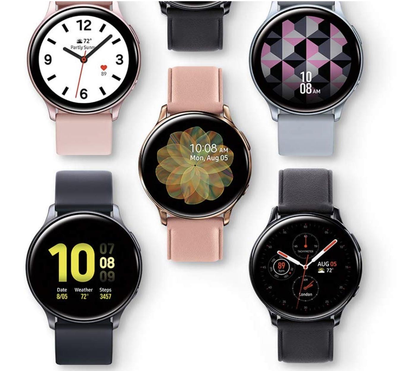 שעון ה Samsung Galaxy Watch Active2 במחיר מעולה!
