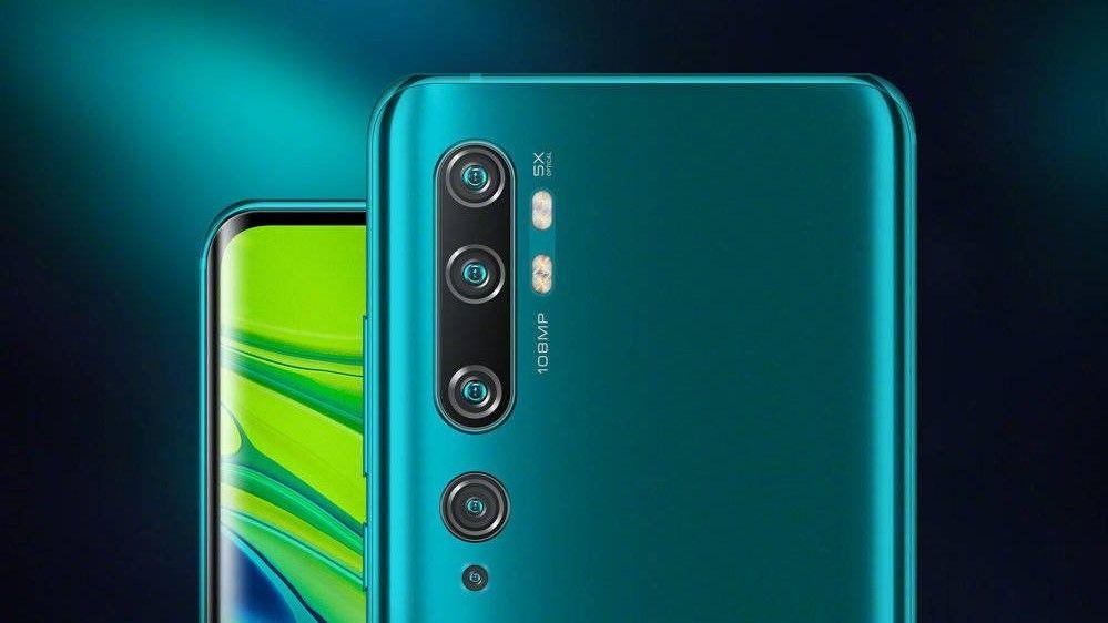 Xiaomi Mi Note 10 – השקה בלעדית למכשיר מצלמה מיוחד במינו!