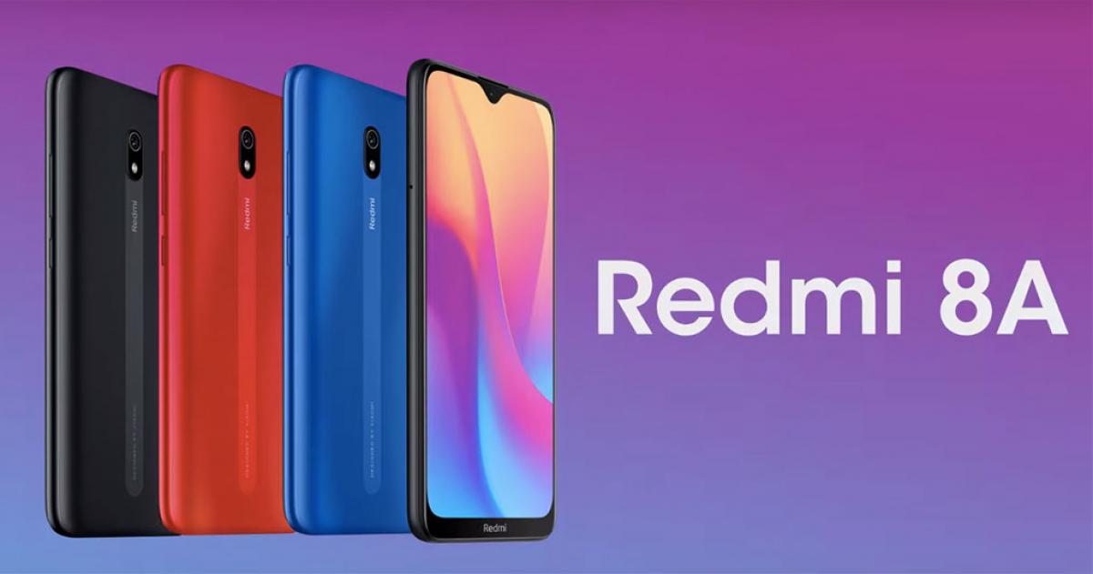 ה Xiaomi Redmi 8A – המכשיר המוזל החדש של שיאומי