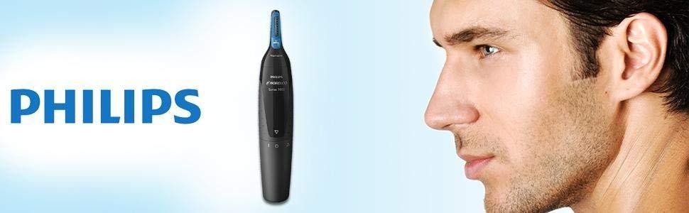 מסיר שיער מהאף, אוזניים וגבות Philips NT1500 פיליפס