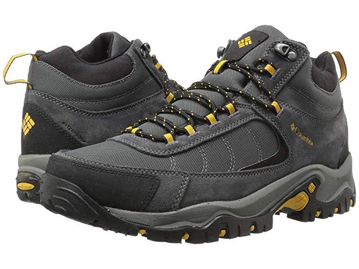 מחיר חיסול! נעלי Columbia Granite Ridge Mid עמידות במים לגבר