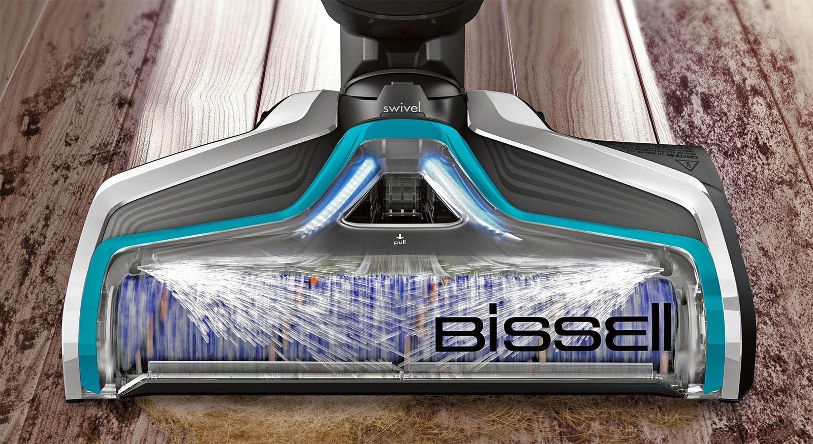 מכשיר ניקוי רצפות אלחוטי מהפכני BISSELL Crosswave Cordless בדיל נהדר!