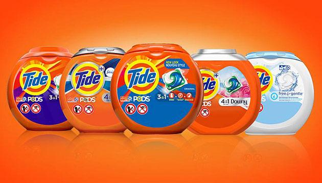 קפסולות Tide לכביסה מושלמת בכפל מבצעים!