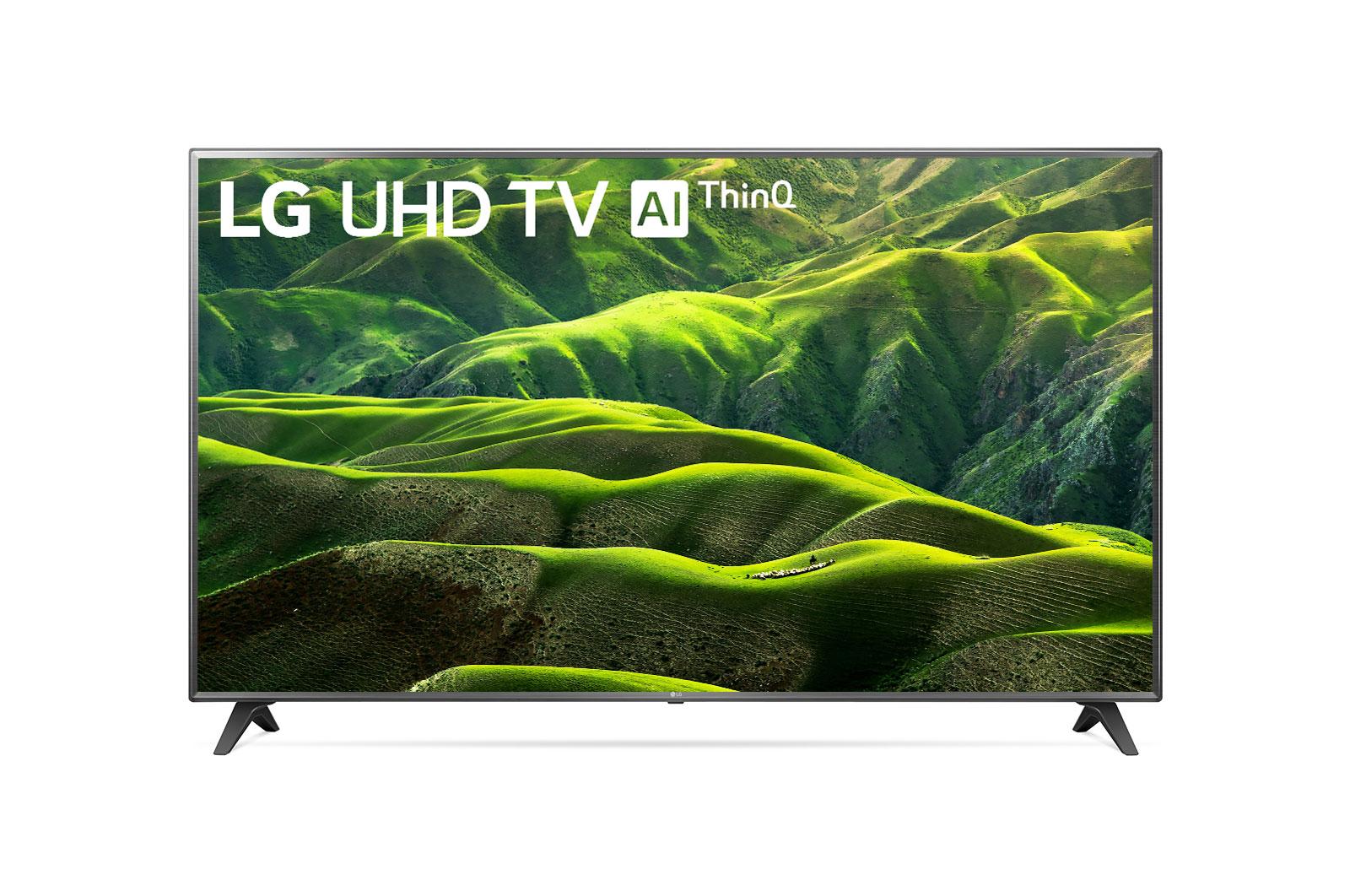 """טלויזיה 75"""" LG Smart 4K Ultra HD מדגם 75UM7180 בצניחת מחיר!"""