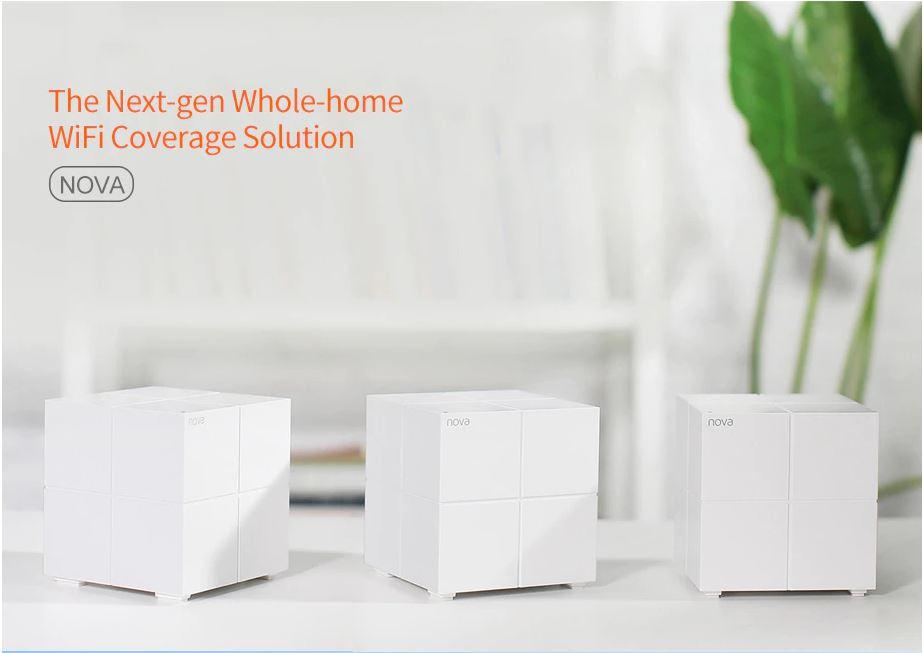 Tenda MW6 – אינטרנט מהיר בפריסה מושלמת בכל רחבי הבית!