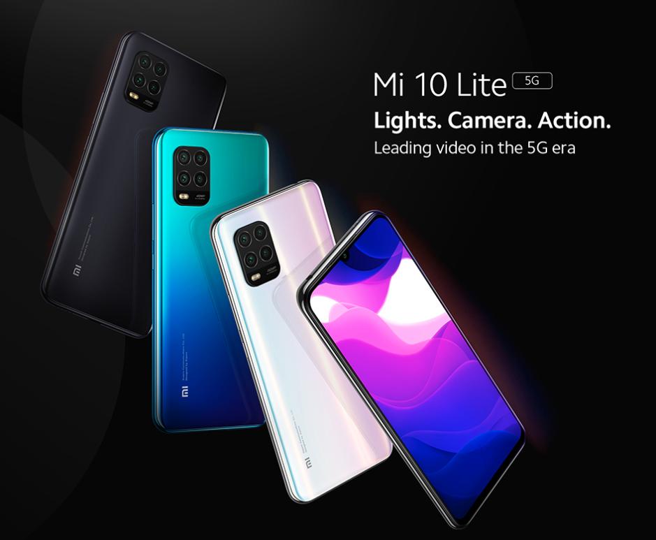 בחירת הסוקרים – ה Xiaomi Mi10 lite 5G המחיר המשתלם בשוק!