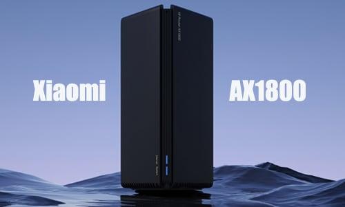 ראוטר חדיש שיאומי AX1800 – הזול בעולם בטכנולוגיית ה WIFI 6