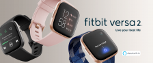 שעון כושר חכם Fitbit Versa 2