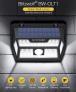גוף תאורה חיצוני אוטומטי Blitzwolf BW-OLT1  במחיר סייל!