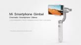 Xiaomi Mijia SJYT01FM – גימבל/ מייצב לסמארטפון לצילום מקצועי, יציב וקולנועי