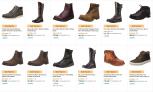 סייל יומי מעולה! עד 55% הנחה על מגפיים של המותגים Caterpillar, Timberland וFly London!