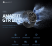 שעון הספורט החכם Amazfit GTR Lite במחיר שחיטה אמיתי!!!