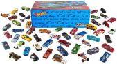 סט של 50 מכוניות Hot Wheels