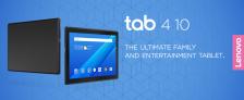 """הטאבלט המומלץ """"10.1 Lenovo דגם Tab 4 10 אינץ' במחיר חיסול"""