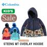 ג'קט קופוצון פליז Columbia Kids' Steens Mt Overlay