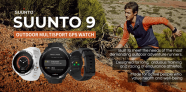 שעון הספורט Suunto 9 Black בחצי ממחירו בארץ!