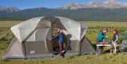 אוהל משפחתי ל-10 אנשים Coleman Weathermaster 10 קולמן